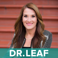 CLEANING UP THE MENTAL MESS with Dr. Caroline Leaf podcast