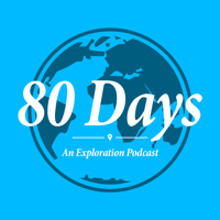 Podcast cover art for 80 Days: An Exploration Podcast