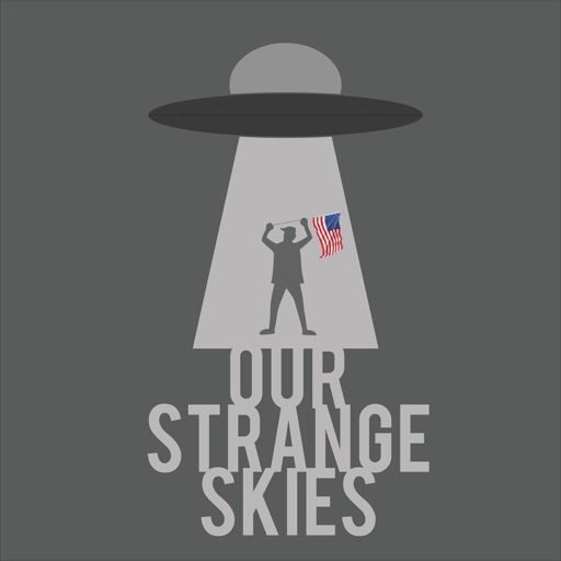 Cover image of Our Strange Skies