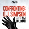 Confronting: O.J. Simpson with Kim Goldman artwork