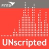FINRA Unscripted artwork