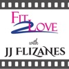 Fit 2 Love with JJ Flizanes artwork