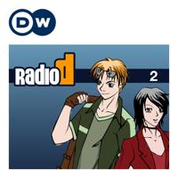 Radio D Teil 2 | Deutsch lernen | Deutsche Welle podcast