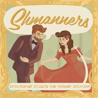 Shmanners:Travis and Teresa McElroy