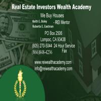REI Wealth Academy TV podcast