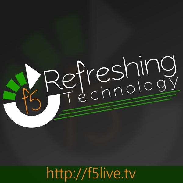 F5 Live: Refreshing Technology (Video)