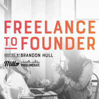 Freelance to Founder podcast