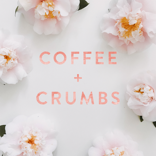 Cover image of Coffee + Crumbs Podcast