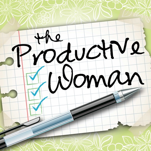 Cover image of The Productive Woman