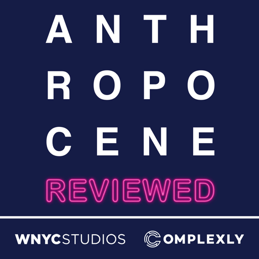 Cover image of The Anthropocene Reviewed
