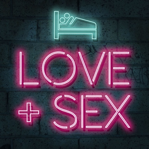 Cover image of HuffPost Love + Sex