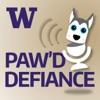 Paw'd Defiance artwork
