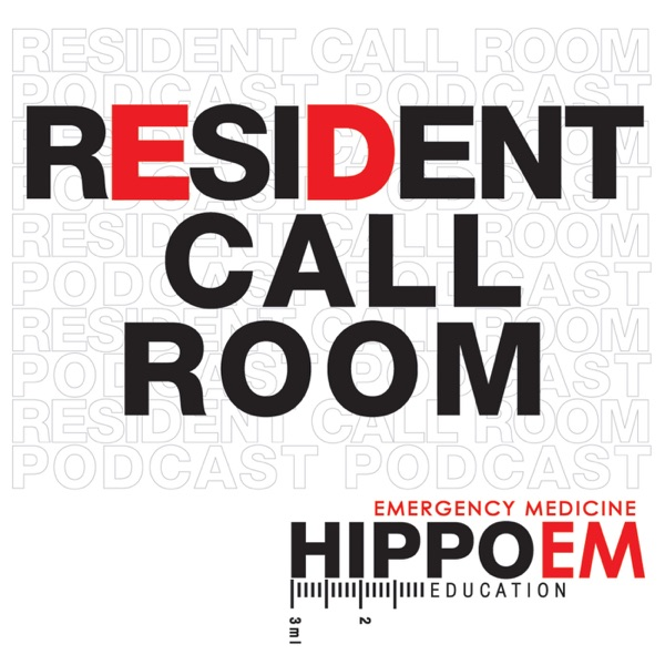 The Hippo EM Resident Call Room