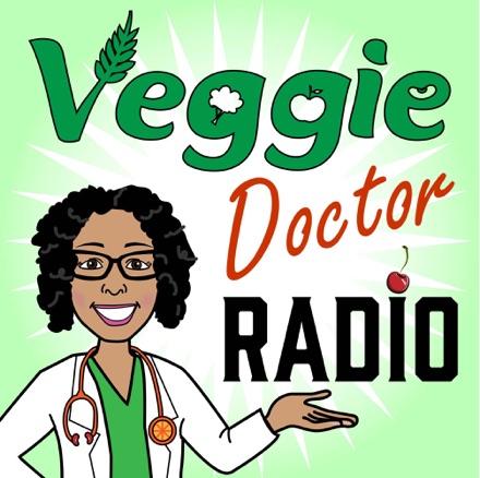 Cover image of Veggie Doctor Radio