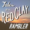 Tales of a Red Clay Rambler: A pottery and ceramic art podcast artwork