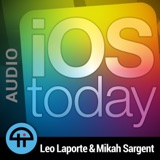 Image of iOS Today (MP3) podcast