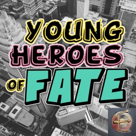 Young Heroes of Fate: A Superhero Fate Core Actual Play from