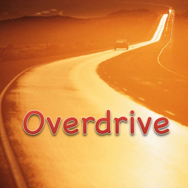 Overdrive Podcast - motoring news from the UK