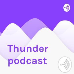 Thunder podcast