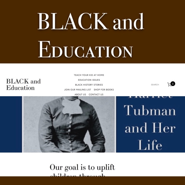 Black and Education