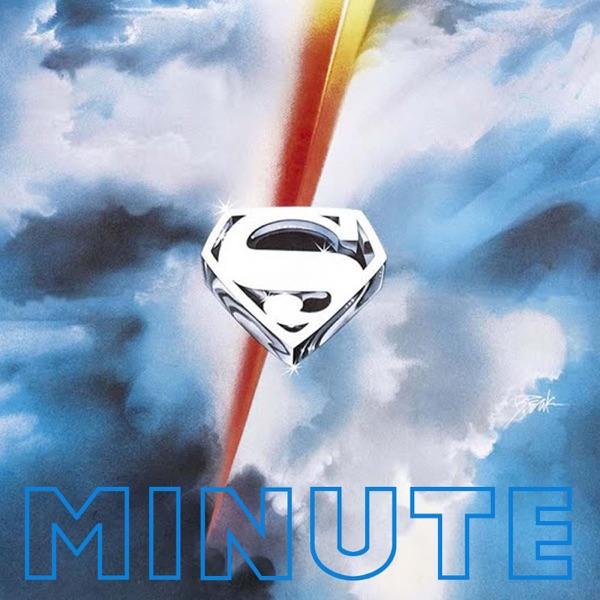 Superman Movie Minute banner backdrop