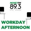 MONEY FM 89.3 - Workday Afternoon with Claressa Monteiro artwork