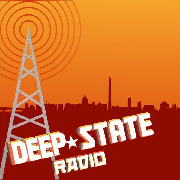 Deep State Radio Artwork