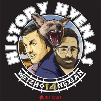 History Hyenas with Chris Distefano and Yannis Pappas podcast
