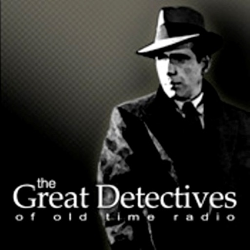 Cover image of OTR Detective – The Great Detectives of Old Time Radio