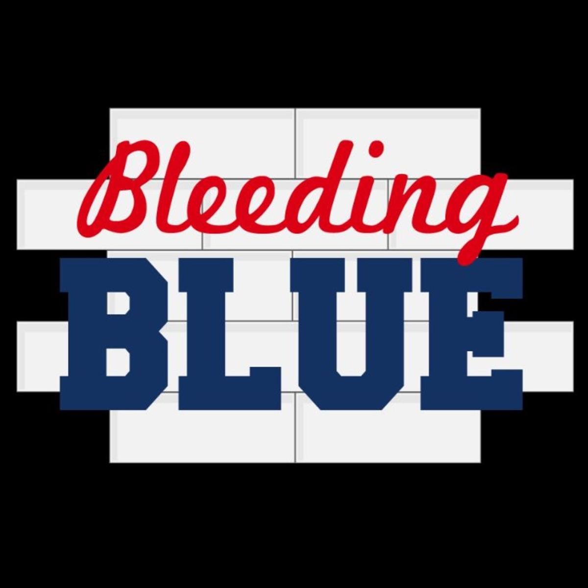 BLEEDING BLUE: NY Giants Podcast