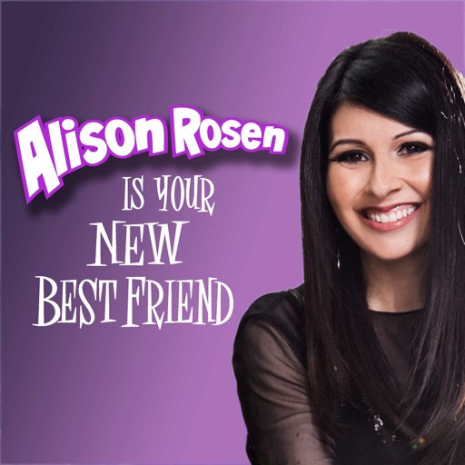 Cover image of Alison Rosen Is Your New Best Friend