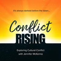Conflict Rising with Jennifer McKenna podcast