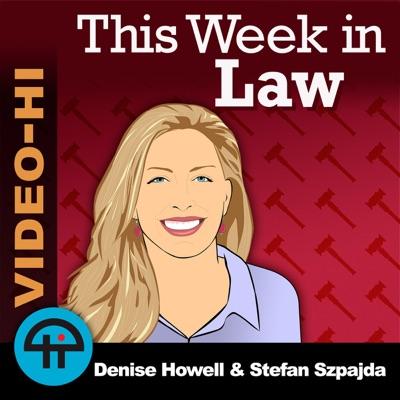 This Week in Law (Video HI):TWiT