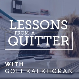 Lessons from a Quitter on Apple Podcasts