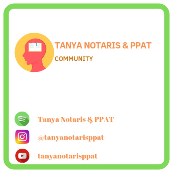Tanya Notaris & PPAT
