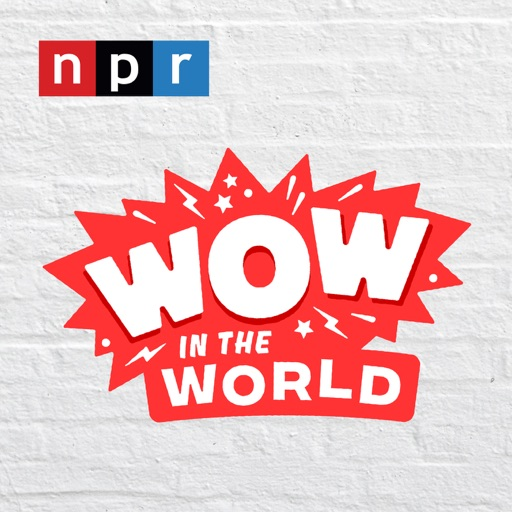 Cover image of Wow in the World
