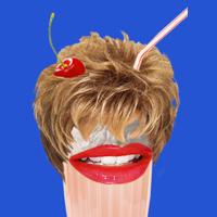 Podcast cover art for Um Milkshake Chamado Wanda