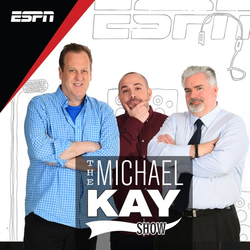 Cover image of The Michael Kay Show