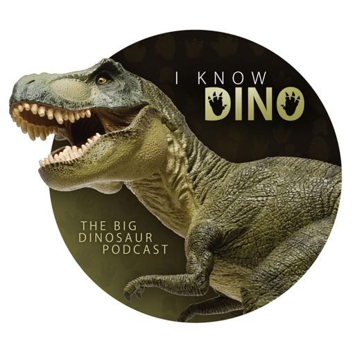 Cover image of I Know Dino: The Big Dinosaur Podcast