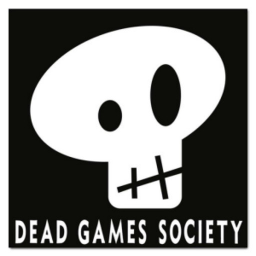 Cover image of Dead Games Society