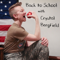 Back to School with Crystal Bergfield podcast
