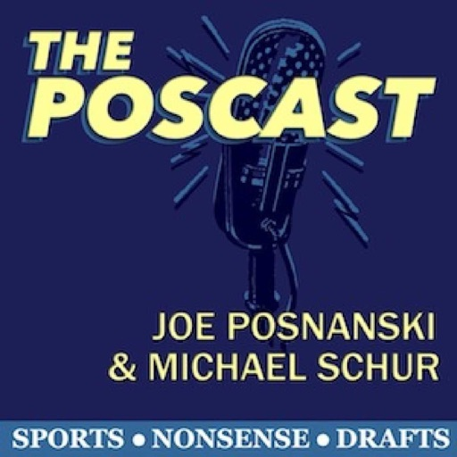 Cover image of The Poscast with Joe Posnanski & Michael Schur
