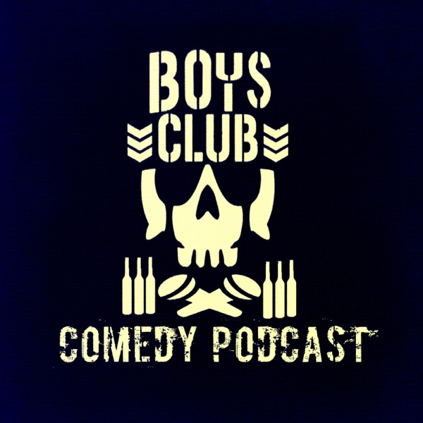Boys Club Comedy Podcast - Andrew Vaughan, Comedian.