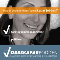 Jobbskaparpodden podcast