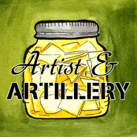 Artist and Artilllery podcast