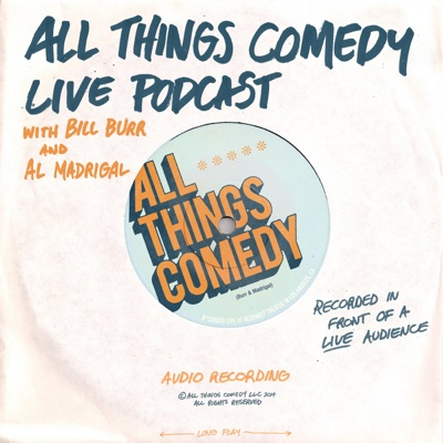 All Things Comedy Live