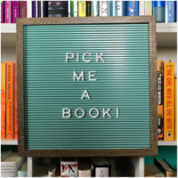Pick Me a Book Podcast podcast