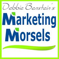 Debbie Benstein's Marketing Morsels podcast