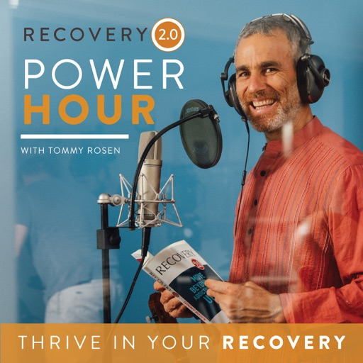 Cover image of The Recovery 2.0 Power Hour Podcast With Tommy Rosen