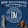 Don McDowell Outdoors Radio artwork